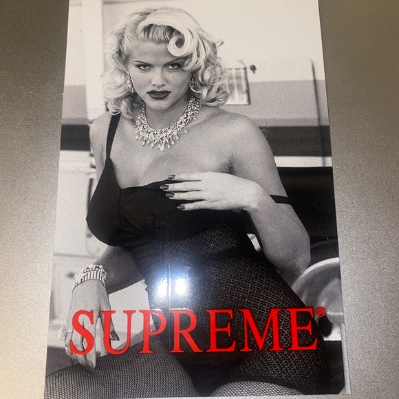 Supreme sticker pack